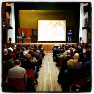 The Story 2012 - view of Conway Hall